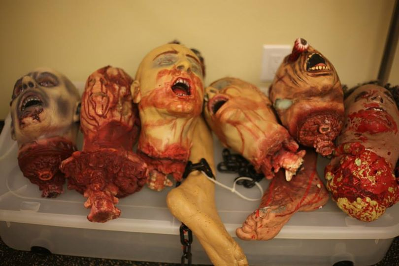 Nathan Taupez; Think Global Media Inc; Special Effects Team