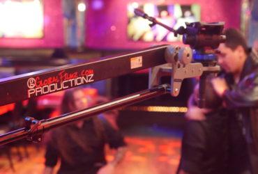 Prothesus Music Video Shoot