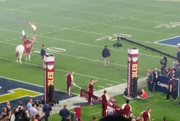Orange Bowl 2016 FSU vs Michigan