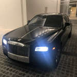 Rolls-Royce Ghost EXOTIC CARS MIAMI