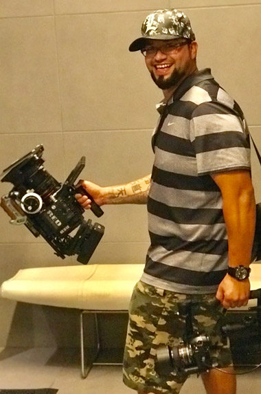 Think global media, global filmz, think global filmz, video production miami, nathan taupez, nathan scinto, nate scinto, music video producer, video production,