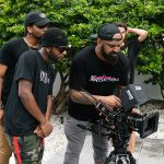 think global media, global filmz, think global filmz, bts, behind the scenes, video production, nathan taupez, DP, DOP, executive producer, nathan scinto, red dsm2 camera, red gemini, camera op
