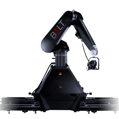 Motion Controlled Cinebot Robotic Camera Arm Rental