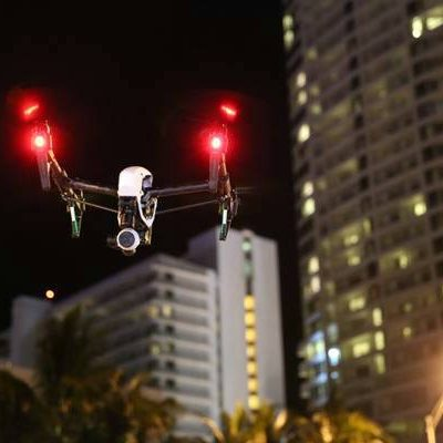 Inspire 1 drone package.