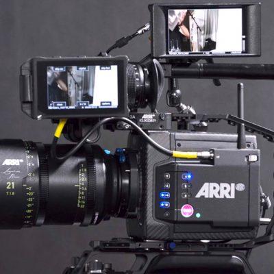 4k ARRI ALEXA mini camera package.