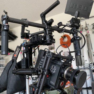 5K RED DSMC2 Gemini camera package.