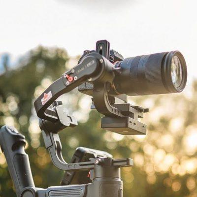 4K GH5S Zhiyun Crane iii camera package.